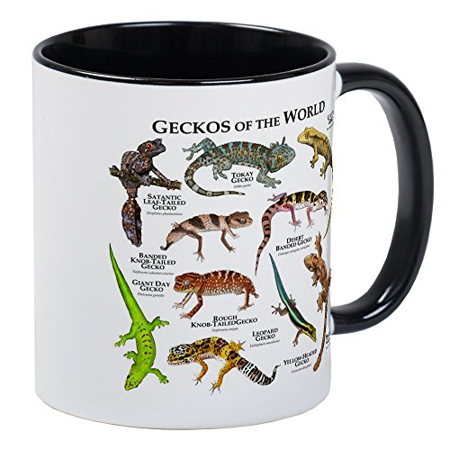 CafePress - Geckos Of The World Mug - Unique Coffee Mug, Coffee Cup