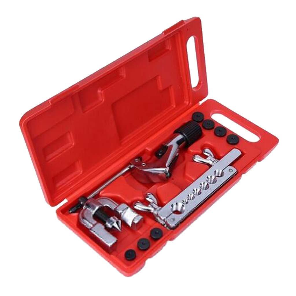 Backbayia 10pcs Al/ésoir Coupe-tubes Outil D/évasement Tube dextension Coupe-tubes Tube de Cuivre