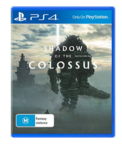 Shadow Of The Colossus   Playstation 4  Au Import