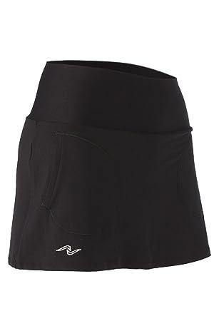 Naffta Basic - Falda-Short para Mujer, Color Negro, Talla XS: Amazon.es: Zapatos y complementos