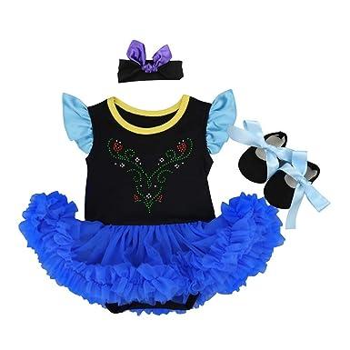 Conjunto de disfraz de sirena para niñas de Halloween, traje de ...