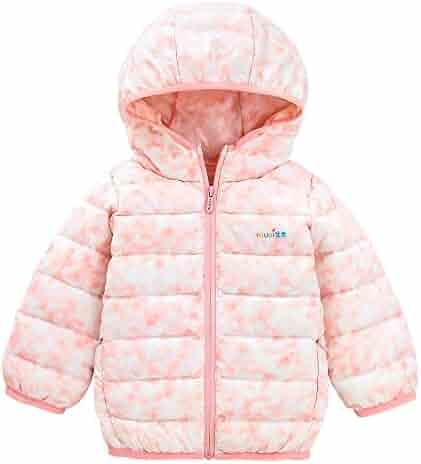 8ee9cf4197c YOUQI Baby Girls Clothes Kids Boys Light Down Coat Winter Jacket Outerwear  Snowsuit