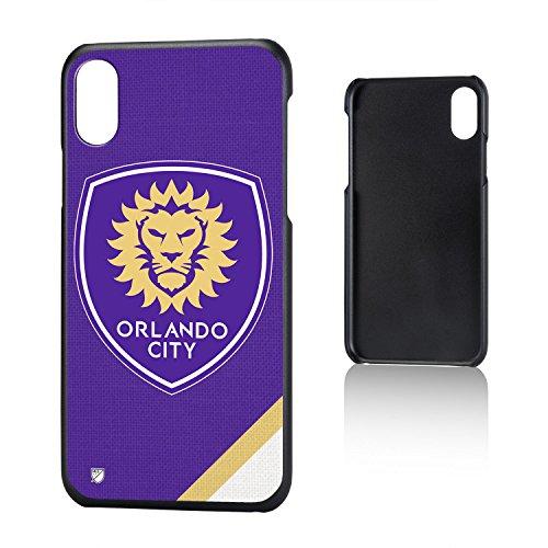Keyscaper Orlando City Soccer Club Solid iPhone X Slim Case MLS by Keyscaper