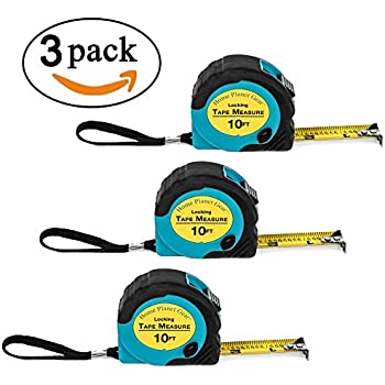 Komelon Premium Ft Tape Measure Self Lock Push Button - 4 surprising things you didnt know your tape measure could do