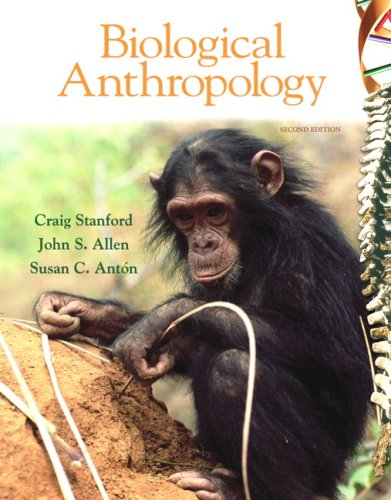 Biological Anthropology Value Package (includes Method and Practice in Biological Anthropology: A Workbook and Laborator