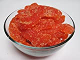Dried Crytallized Chili Mango Slices, 3 pound. Spicy Snack!