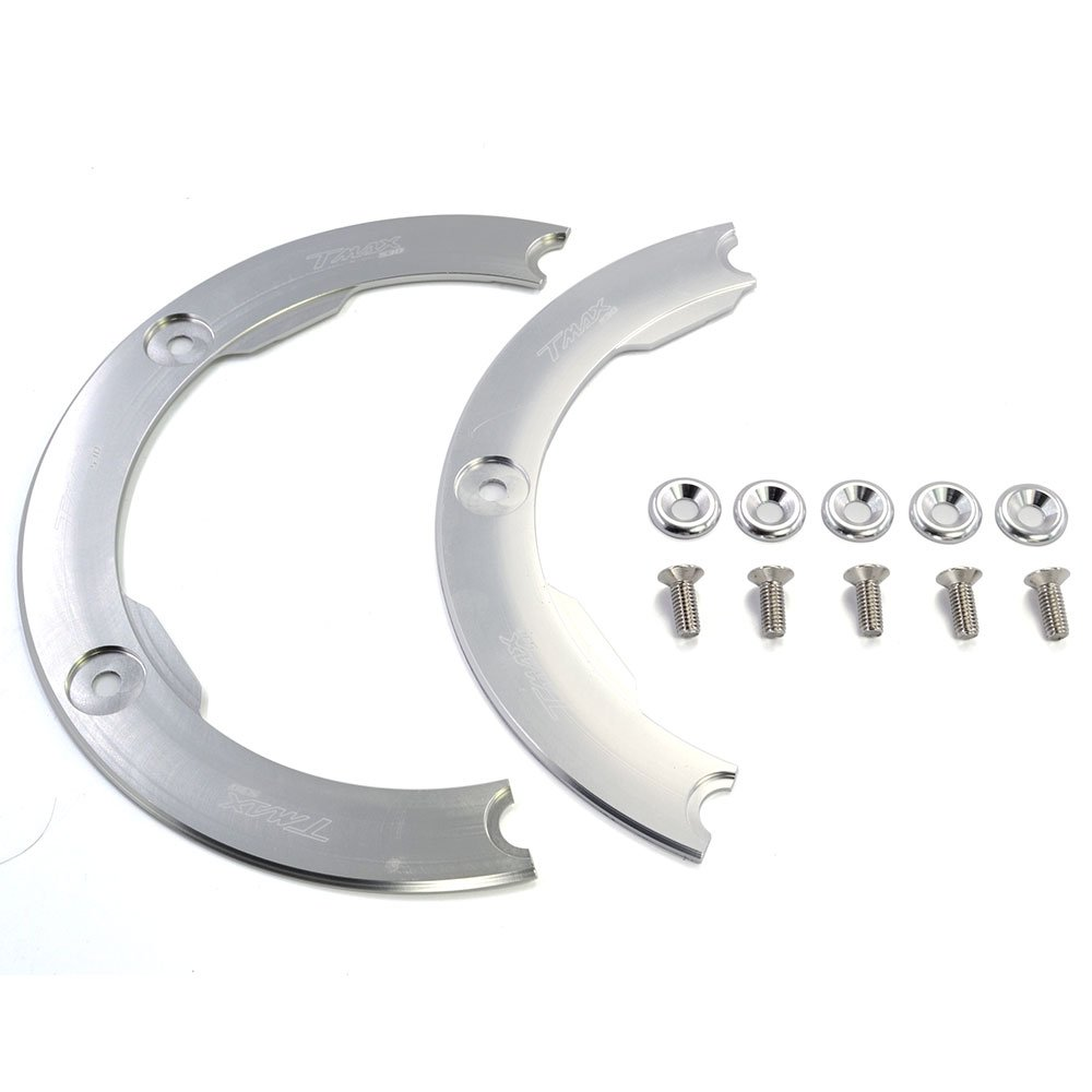 para motocicleta TMAX de aluminio CNC para Yamaha T Max 530/2012-2015 BJ Global 1/protecci/ón para polea de correa de transmisi/ón nuevo dise/ño