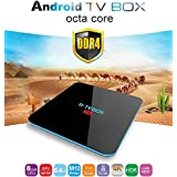 Omikai R-TV BOX Pro 3G DDR4 RAM 32G ROM Amlogic S912 Android 7.1 Octa Core 4K UHD AC WiFi BT4.0 H.265 TV Box Media Player