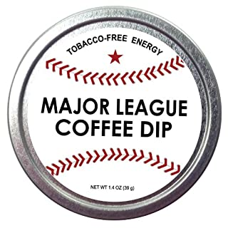 Chew Coffee Dip Major League Coffee Dip, Non Tobacco, 1.4 oz