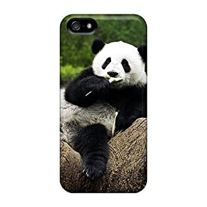 [TOWucWz2508NScXl] - New Panda Bear Protective Iphone 5/5s Classic Hardshell Case