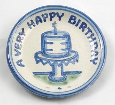 Coaster, Happy Birthday Pattern
