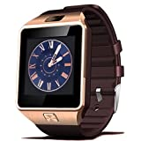 YITAMOTOR 1 X Gold DZ09 Smart Watch Bluetooth Camera GSM SIM Card for Android IOS SAMSUNG LG