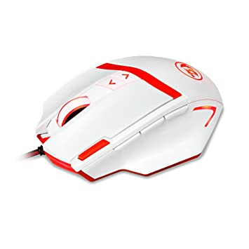 Redragon Gaming-Maus 16400dpi verstellbar mit Draht: Amazon.de ...