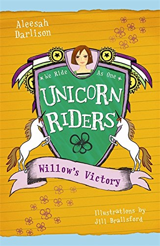 Download Unicorn Riders, Book 6: Willow's Victory pdf epub