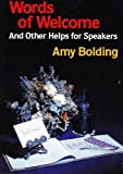 Words of Welcome, Amy Bolding, 0801005507