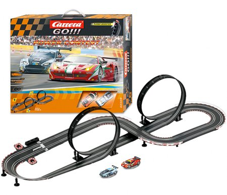 Carrera Circuito GO!!! Power Contest, escala 1:43 (20062326)