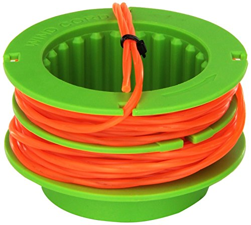 EGO Power+ AS1300 15-Inch Pre-Wound Spool with Line for EGO 15-Inch String Trimmer ST1501-S/ST1500-S ()
