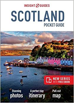 Insight Guides: Pocket Scotland (Insight Pocket Guides)