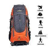 Cheap BaiYouDa 70L Waterproof Ultra Lightweight Climbing Fishing Traveling Backpack Hiking Daypack,Backpack,Handy Foldable Camping Outdoor Backpack Bag