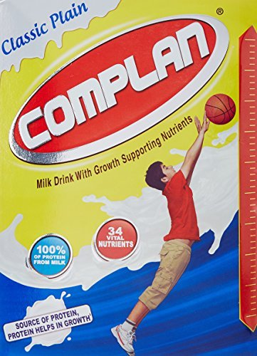 Complan Complan New Natural Taste -500g by Complan Baby & Child Care at amazon