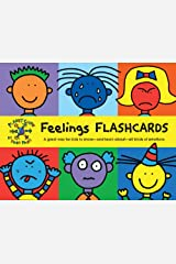 Feelings Flash Cards: A Great Way for Kids to Share and Learn About All Kinds of Emotions (Flash Cards for Infants, Speech Therapy Flash Cards, ... Children's Emotion Cards, Emotion Games) Cards