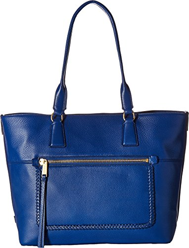 Cole Haan Women's Celia Medium Zip Top Tote Limoges One Size Tote Top Zip Handbag