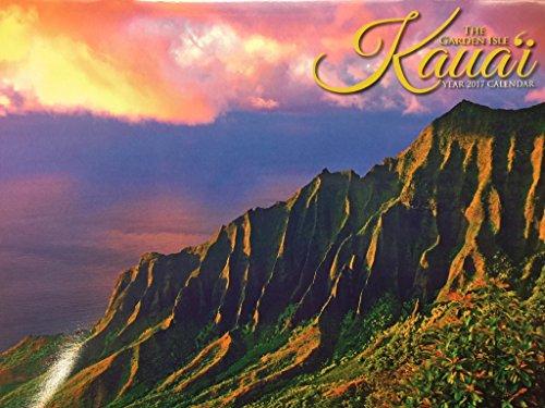 Garden Isle Kauai Calendar 2017 product image
