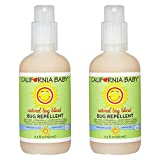 California Baby Bug Repellant Spray, 6.5 Ounce (2 Count)