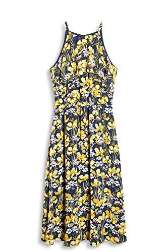 edc by Esprit 067cc1e011, Vestido para Mujer Azul (Ink 415)