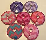 Health & Personal Care : Cutie Button Pads G/j Tube Pad 7 Pack ( Girl mix 2)