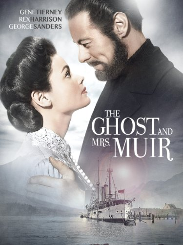 Amazon Com The Ghost And Mrs Muir Gene Tierney Rex