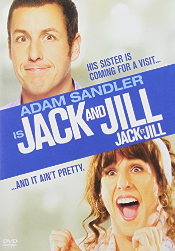 Jack and Jill Bilingual [DVD] (2012) Eugenio Derbez; Rohan Chand; Allen Covert ()