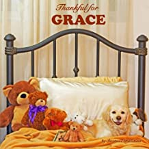 Thankful for Grace: Personalized Gratitude Book