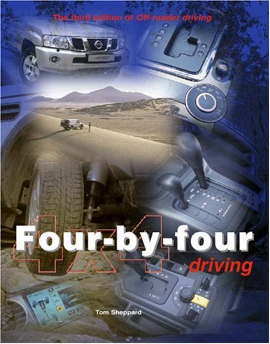 Four-by-four Driving: Off-roader Driving