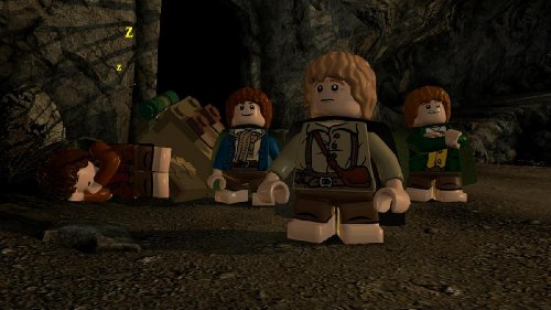 LEGO Lord of the Rings – Nintendo Wii