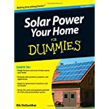 The bestselling alternative energy reference book in North America—now in an updated edition Want to take advantage of solar power in your home? Whether you're looking to save on your energy costs by adding a few solar components or you want to build...