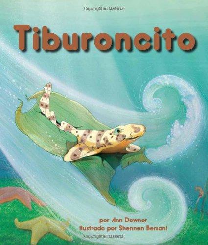 Tiburoncito / Shark Baby (Spanish Edition) [Ann Downer] (Tapa Dura)