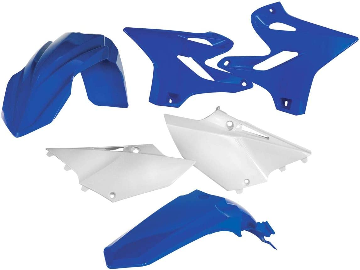 Original 15 Acerbis 15-19 Yamaha YZ250 Full Plastic Kit