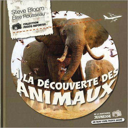 Livre A la découverte des animaux pdf