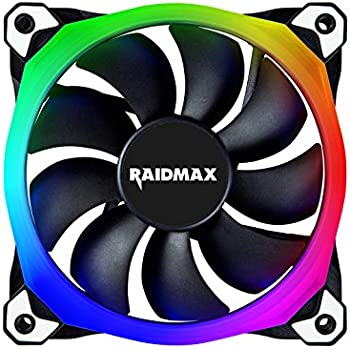 Raidmax NV-R120B RGB 120mm Case fan