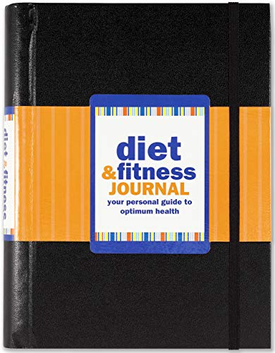 Diet & Fitness Journal (3rd Edition