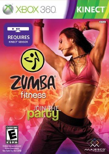 Zumba Fitness - Kinect - Xbox 360 by Majesco