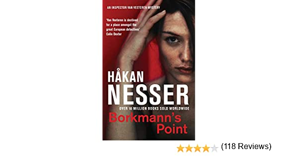 Borkmanns Point The Van Veeteren Series Kindle Edition By - Kaalbringen sweden map