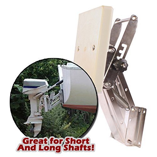 Best norestar outboard motor bracket kicker mount up to for 25 hp outboard motor reviews