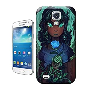 LarryToliver You deserve to have The girl creative collage art Doors of Lust For samsung galaxy s4 Cases