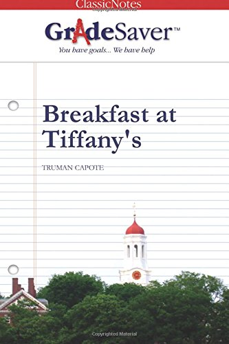 Breakfast at Tiffany's Sections 10 & 11 Summary and Analysis