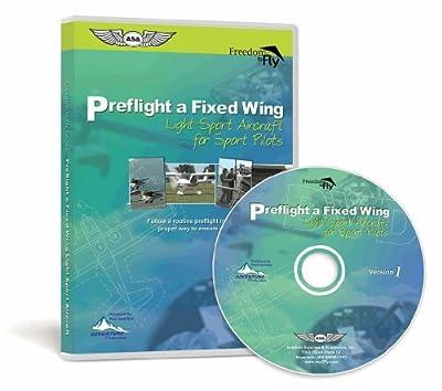 Preflight a Fixed Wing Light-Sport Aircraft for Sport Pilots