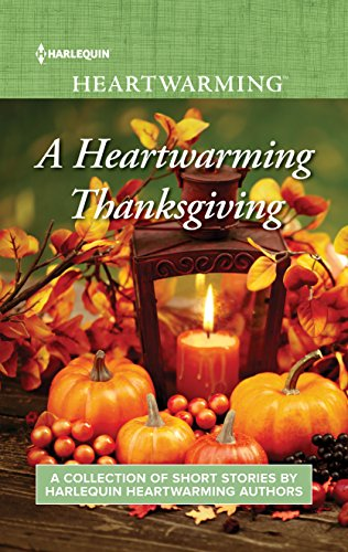 book cover of A Heartwarming Thanksgiving