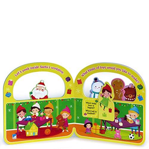 Jingle Amp Joy Christmas Flip A Flap Board Book
