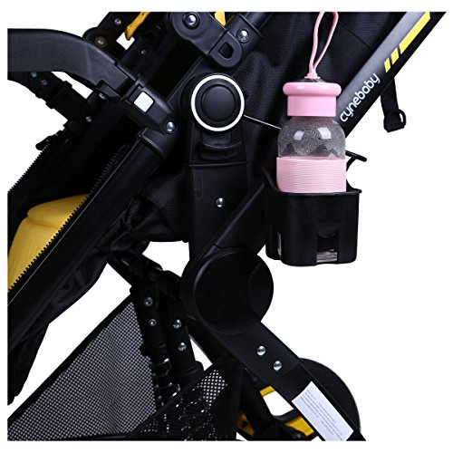 Cup Holder for Cynebaby Stroller X6 by HAIXIAO (Image #2)